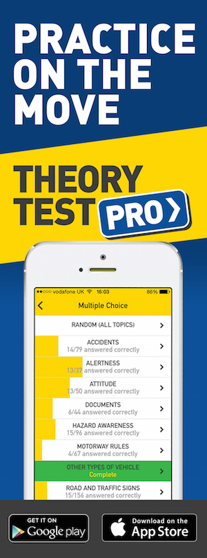Theory Test Pro in partnership with Lightowler Driver Training